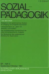 0568_1991-5_Sozialpädagogik